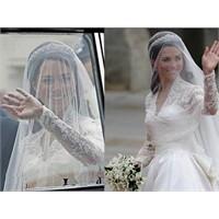 Prenses Kate Middleton'un Gelinliğinin Modeli