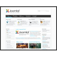 Business Joomla Teması(Free Business Joomla Themes