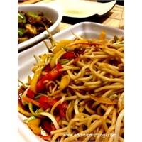 Sebzeli Noodle Tarifi - Endinin Mutfagi