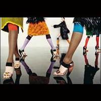 Çorapta Kontes Modası