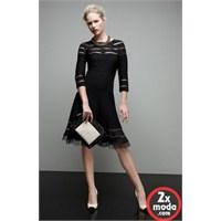 Siyah Renk Elbise Modelleri