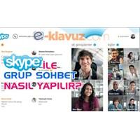 Skype İle Grup Sohbet Nasıl Yapılır Öğrenin
