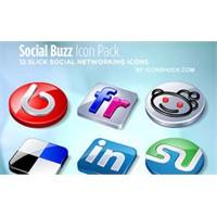 Sosyal Medya İkon Setleri