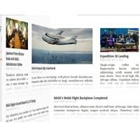 Web Sayfanızı Gazete Gibi Yapabilirsiniz