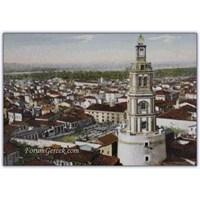 Edirne Saat Kulesi | Makedonya Kulesi