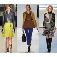 Kısa Ceketler - 2012 Sonbahar Kış Moda Trendleri