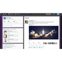 Yenilenen Twitter'dan İlk Görüntüler
