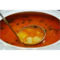 İftar Sofrası: Bulgurlu Patates Çorbası