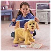 Fisher Price'ın Ödüllü Oyuncakları-puppy Grows   K