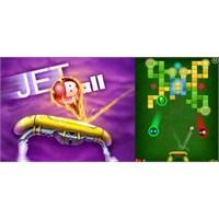 Jet Ball İphone'lar İçin Tuğla Kırma Oyunu