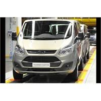 Ford Tourneo Custom Ve Transit Custom Yeni Modelle