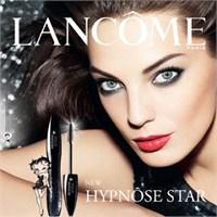 Lancome Hypnose Star Rimel Uygulama Makyajı