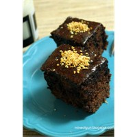Çikolata Sevenlere Gelsin... Brownie