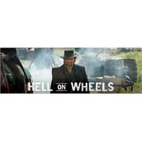 Hell On Wheels'e 3. Sezon Onayı