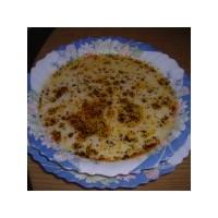 Bulgurlu Nohutlu Yoğurt Çorbası