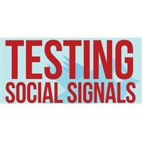 Sosyal Sinyaller Sıralamanızı Nasıl Etkiler ?