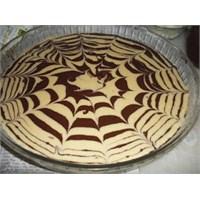 İkramlık Ebruli Kek