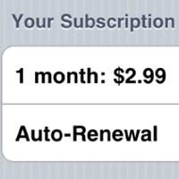Apple'dan App Store İçin Yeni Abonelik Sistemi