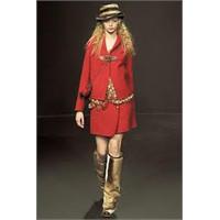 2011 Favori Kırmızı Kaban Modelleri