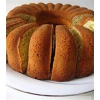 Yeşilçaylı Zencefilli Kek