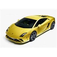 Makyajlı Lamborghini Gallardo Geliyor!