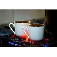 Kızlarağası Hanından Türk Kahvesi Keyfi