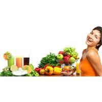 Organik Gıda İle Güzelleşin!