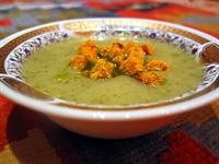 Kabaklı Patatesli Çorba [diyet Yemekler]