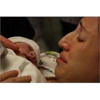 Gizem'in Epiduralsiz/ İlaçsız Doğal Doğum Hikayesi