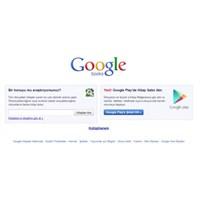 Google Sonunda Türkiye'yi Hatırladı