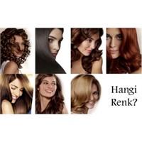Saç Rengin Kalıcı Olsun!