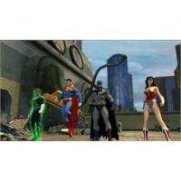 Süper Kahramanların Hepsi Bir Arada