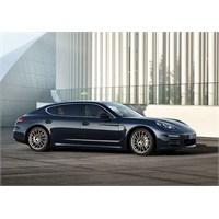 Porsche Panamera Artık Daha Da Uzun