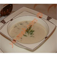 Kremalı Mantar Çorbası (Resimli Anlatım)