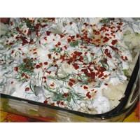 Günün Tarifi ' Taratorlu Karnabahar Salatası'