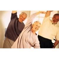 Yaşlılıkta Hastalığa, Düşkünlüğe Karşı Egzersiz