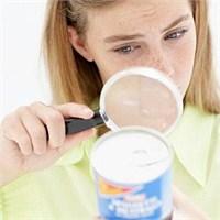 Gıda Etiketlerini Okurken Nelere Dikkat Etmeliyiz?