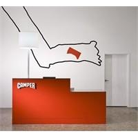 Camper Miami Mağazasi (Tasarımda Sadelik !!!)