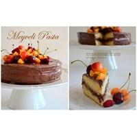 Çok Pratik Meyveli Pasta Tarifi