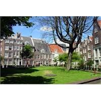 Amsterdam'ın Bilinmeyen Güzeli - Begijnhof