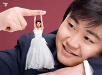 Japonların İlginç Düğün Fotoğrafları