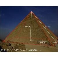 Keops Piramidi'nin Bilinmeyen Sırları
