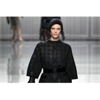 Paris Moda Haftası: 2012 Christian Dior Sonbahar /