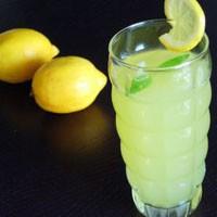 Buzlu Piknik Limonatası.