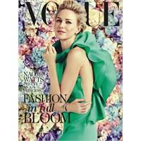 Naomi Watts Avusturaya Vogue Dergisinde