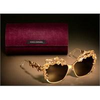 Dolce & Gabbana Sicilyalı Barok Gözlük Koleksiyonu