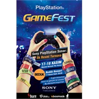 Playstation Gamefest'te Eğlenceye Doyduk