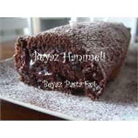 Çikolata Kremalı, Kakaolu Rulo Pasta