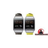Karşınızda Galaxy'nin En Akıllı Saati Gear!