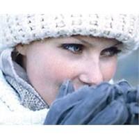 Soğuk Havalarda Cildinize Dikkat Edin